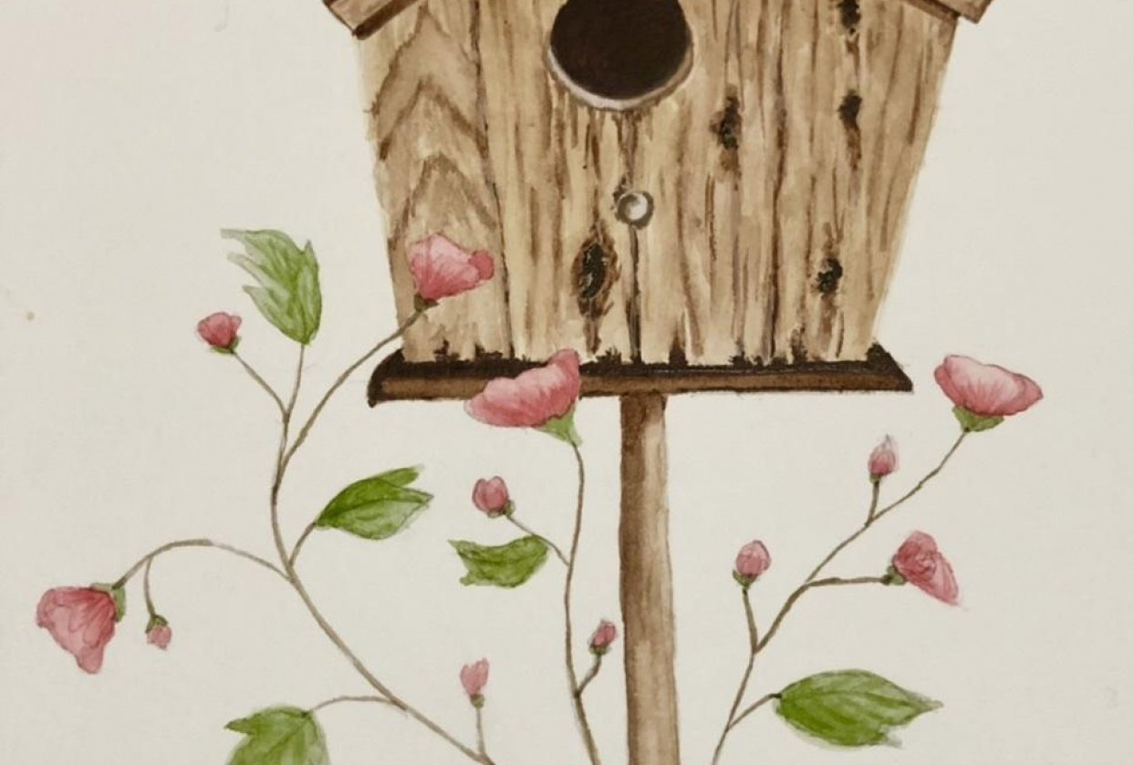 Birdhouse project - student project