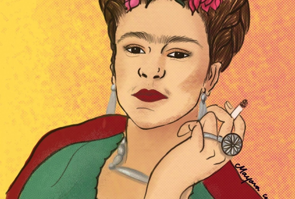 Frida - student project