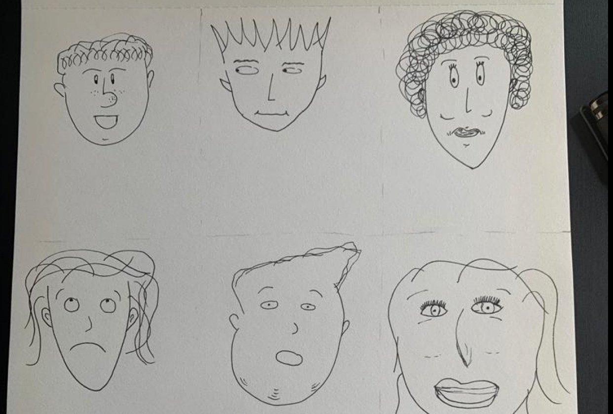 Doodlezz - student project