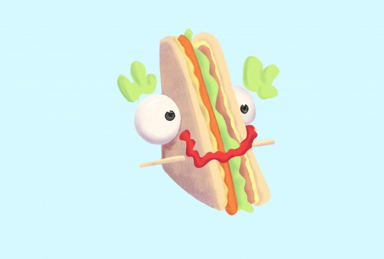 Sandwich - student project
