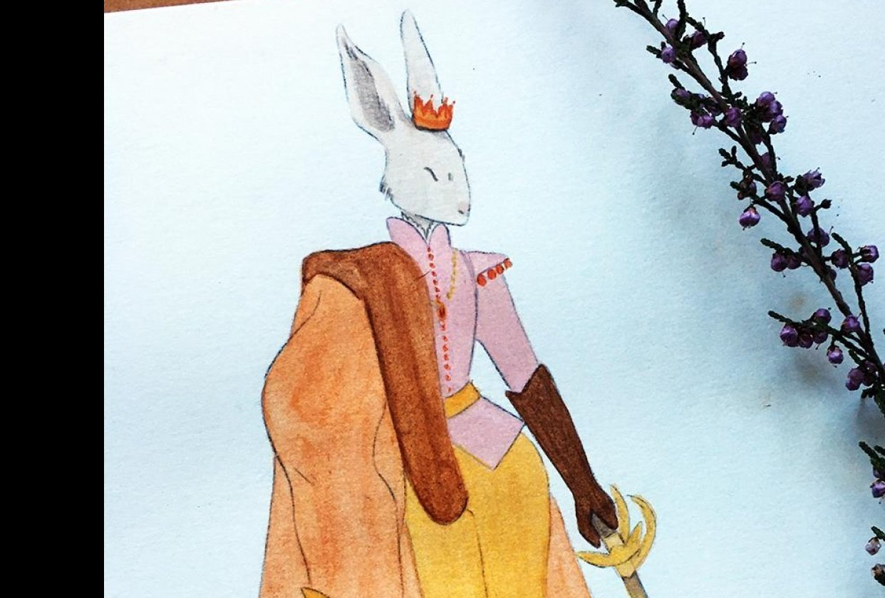 Bunny Prince - student project