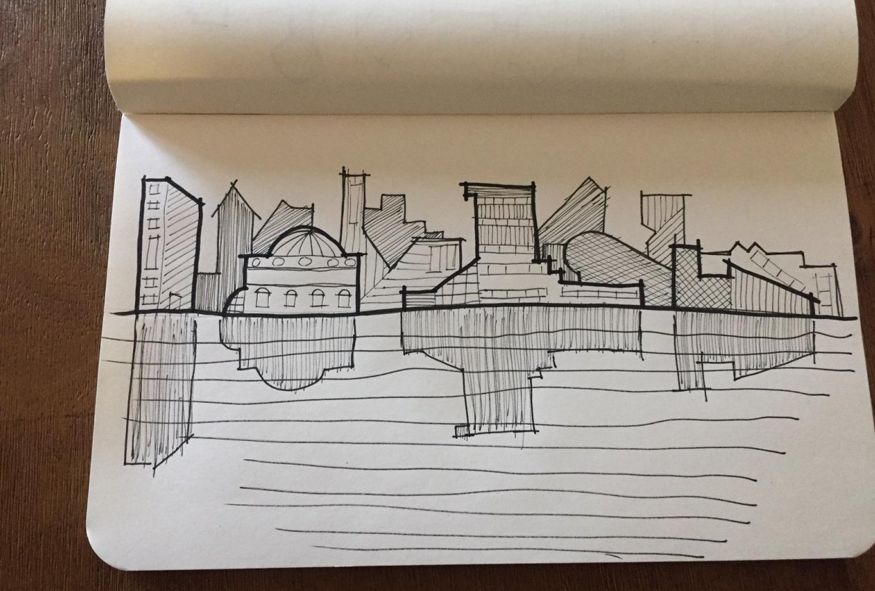 Cityscape - student project