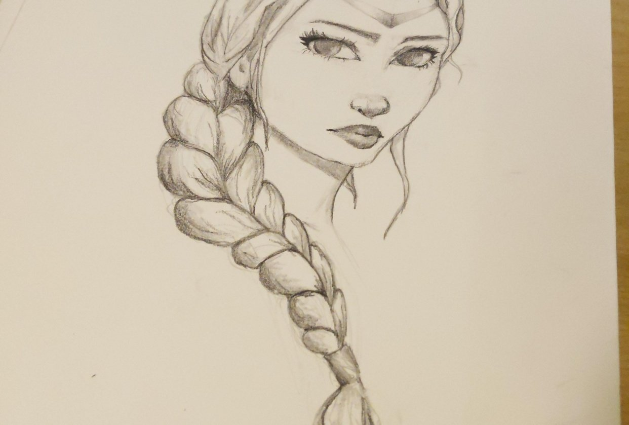 Warrior Princess - student project