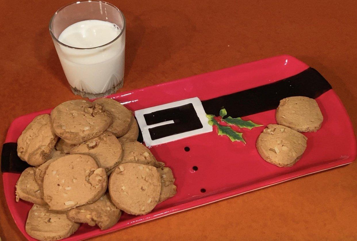 Swedish Icebox Cookies - student project