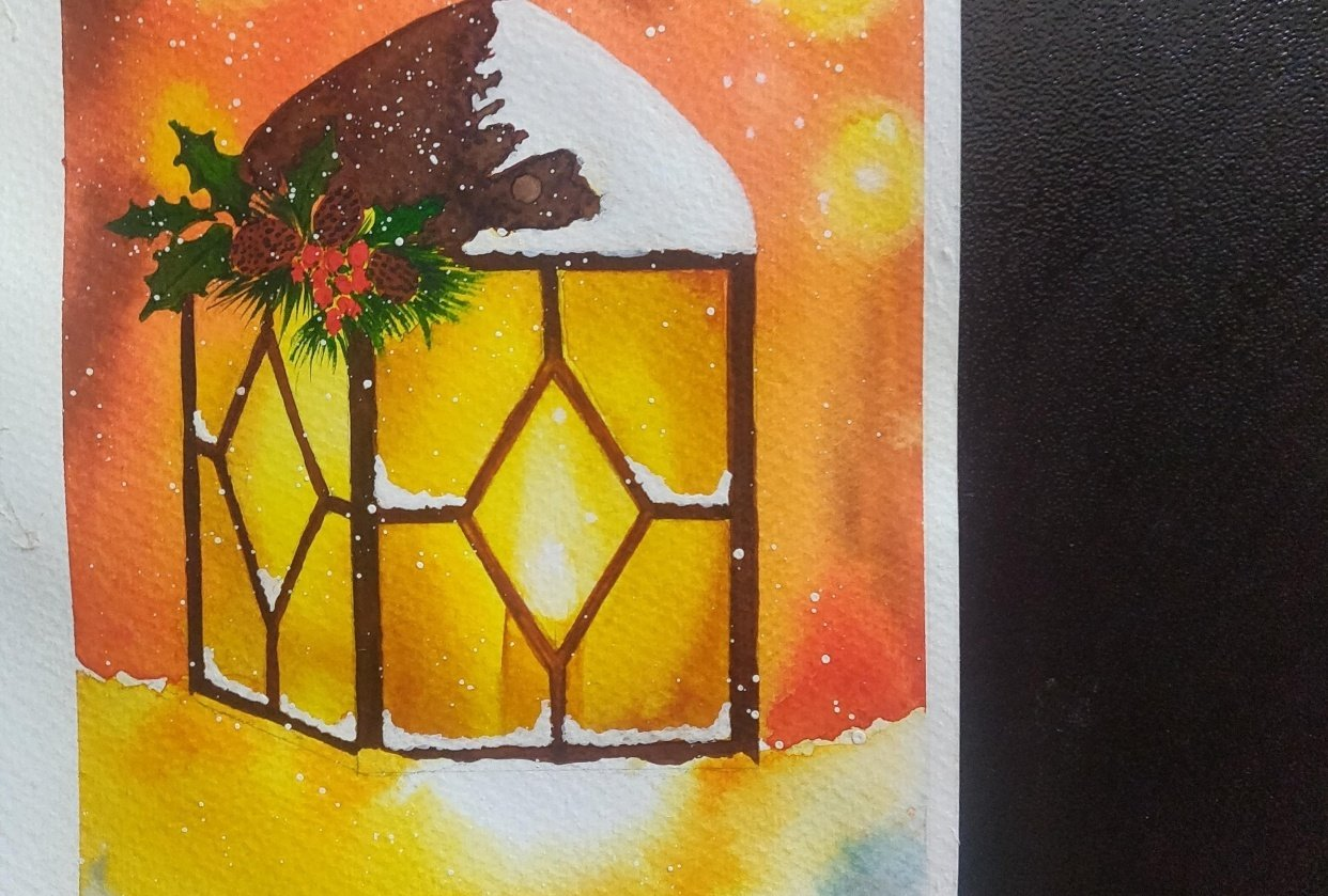 Countdown to Christmas - student project