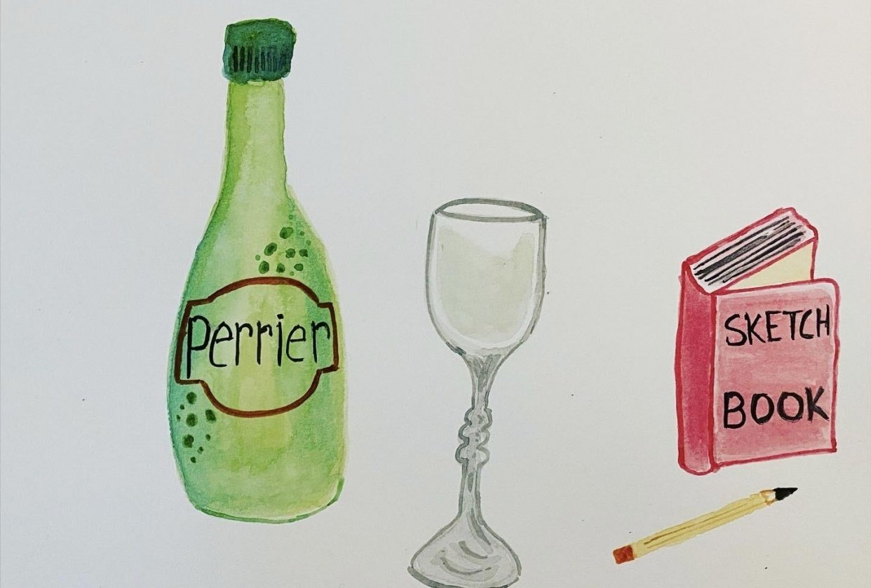 Drink and Create! - student project