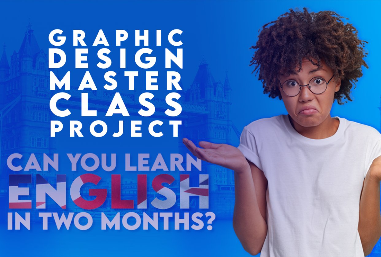 Graphic Design Masterclass Class Projects - student project