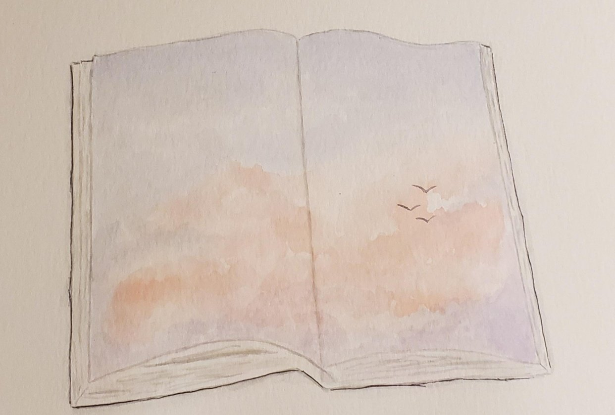 My Cotton Candy Clouds Project - student project