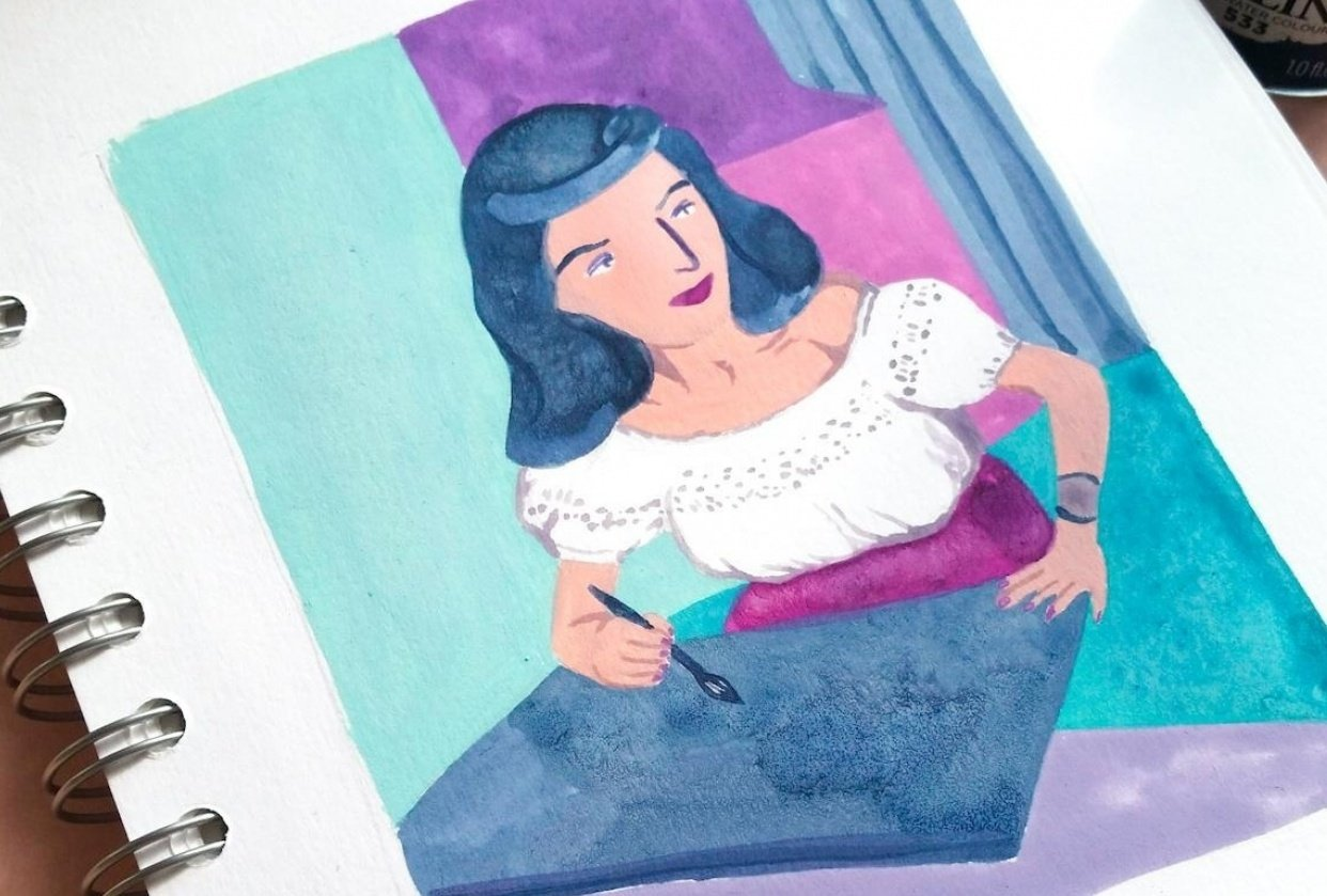 Mary Blair Project - student project