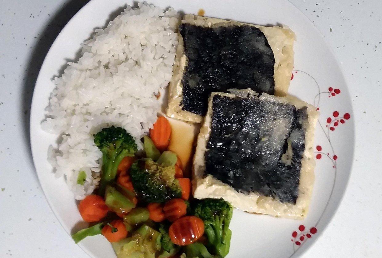 Vegan Fish - student project