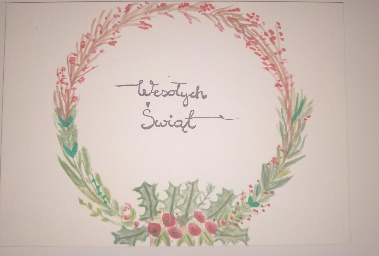 wesolych swiat! - student project