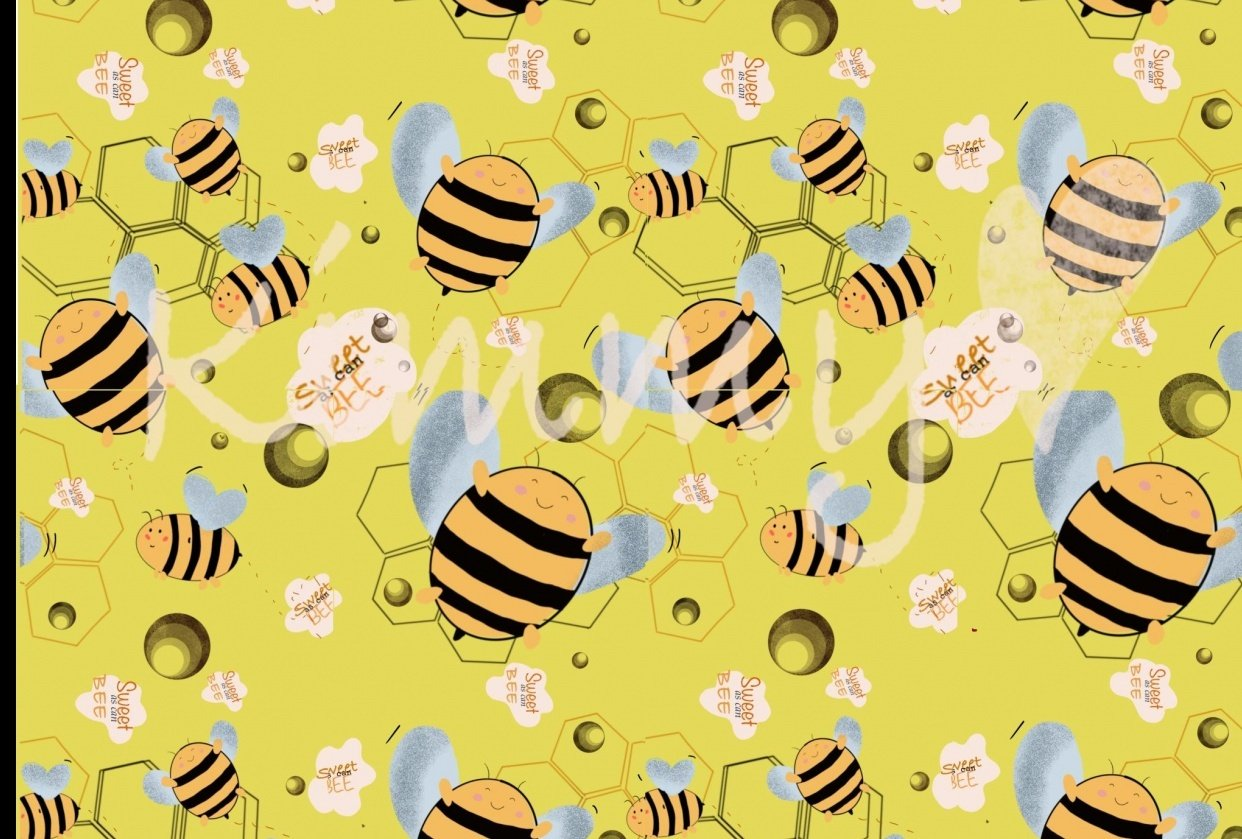 Sweet as can Bee - student project