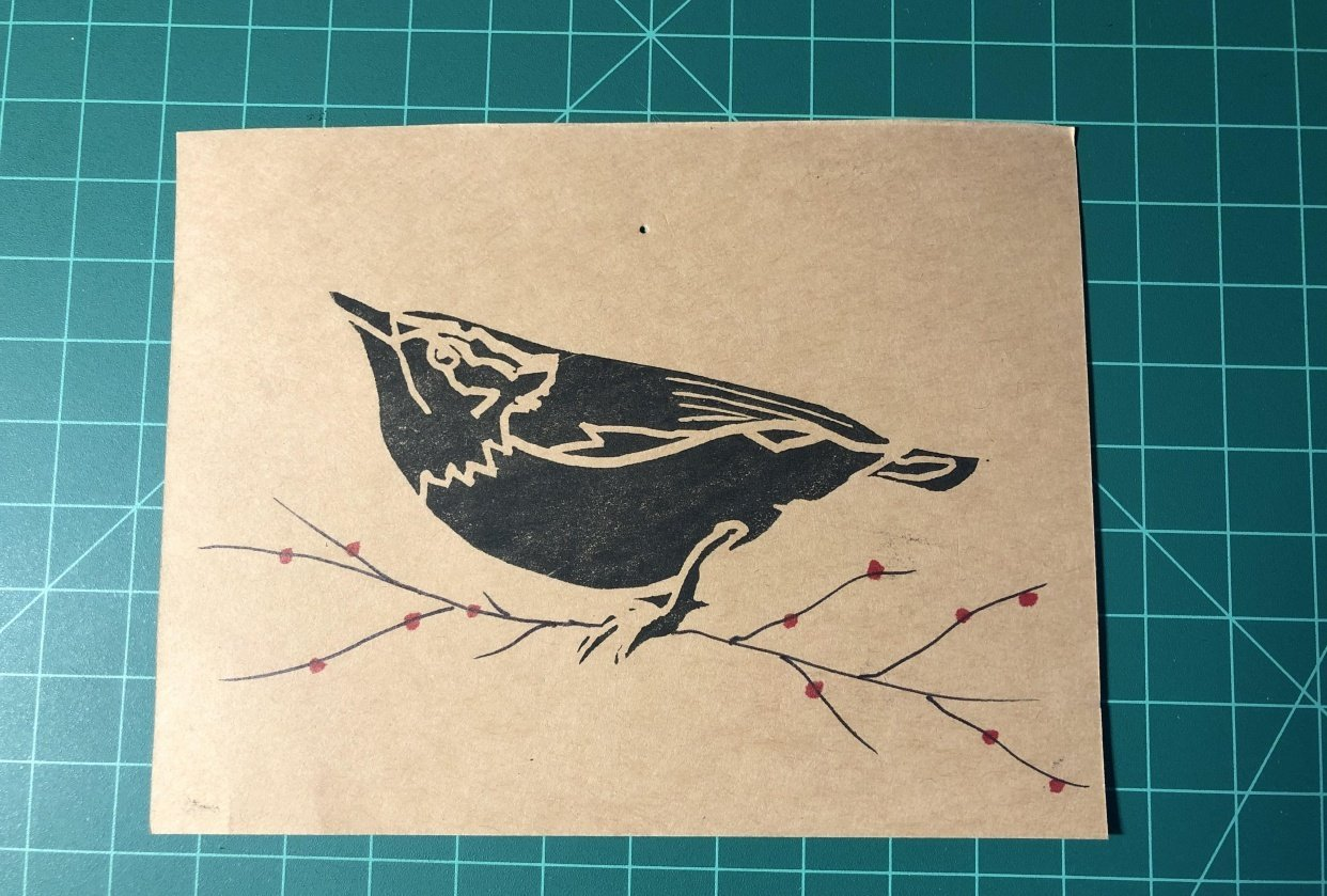 Gift Card - student project