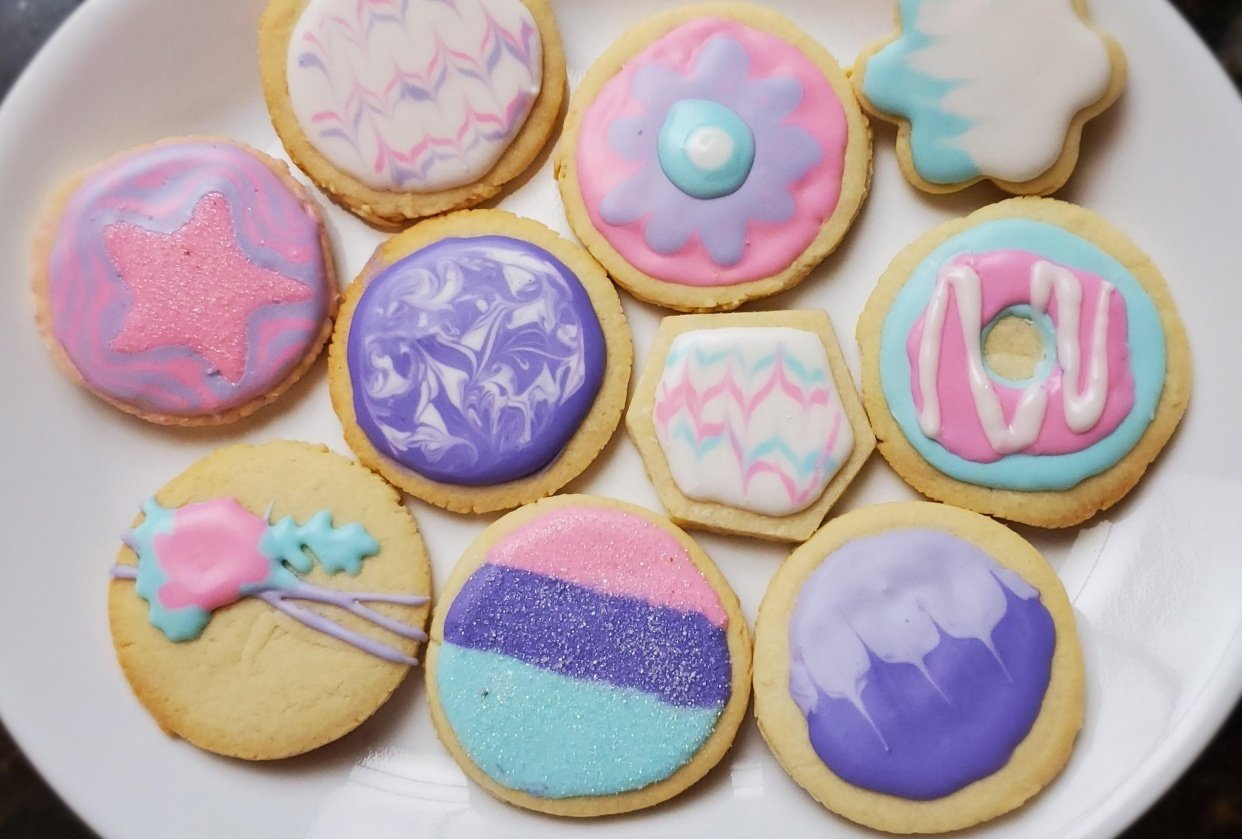 Cookie Decorating! - student project
