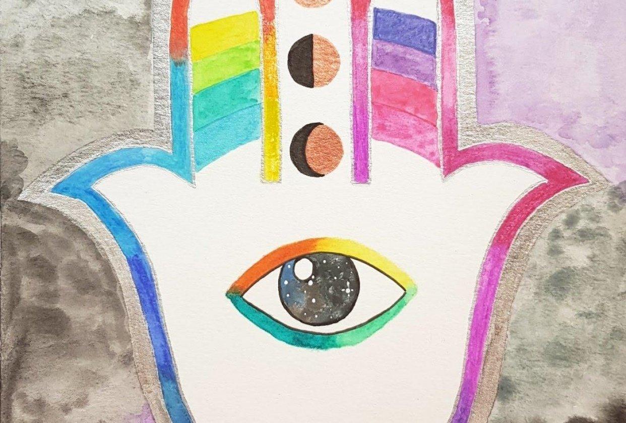 Ojo Universo - student project