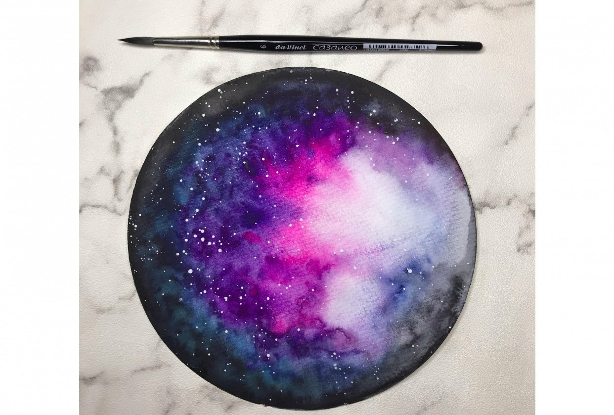 Galaxy - student project