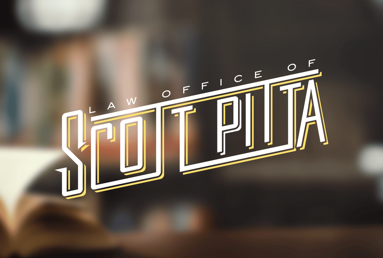 Law Office of Scott Pitta - student project
