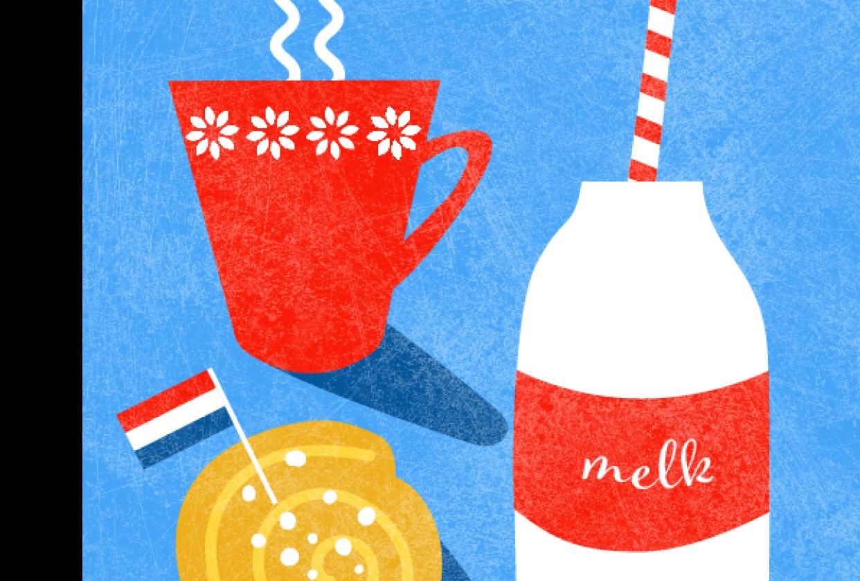 Dutch coffee break - student project