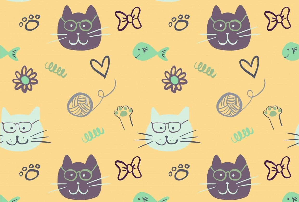 Cat Patterns - student project