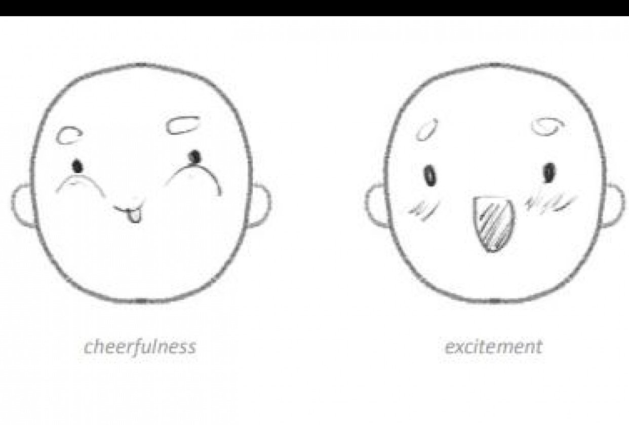 Character Illustration: From Feelings to Faces - student project