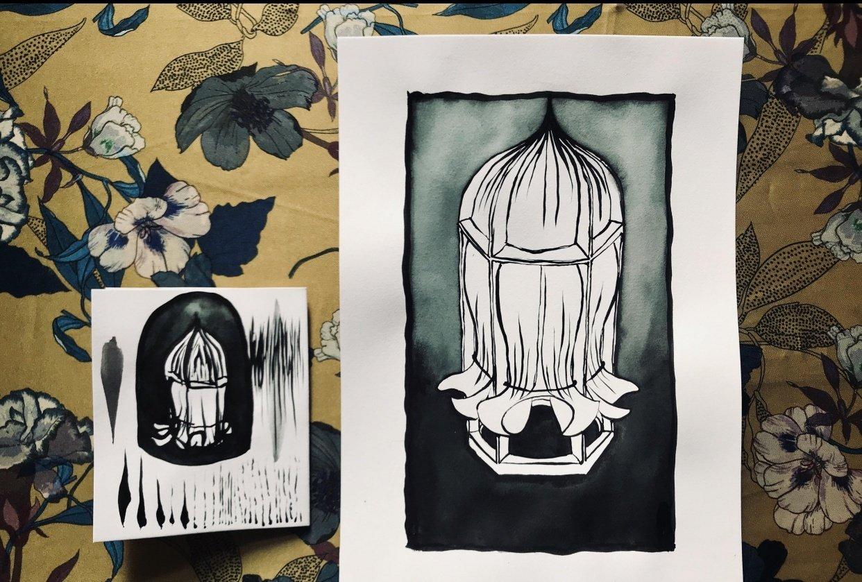 Overcoming artist's block - student project