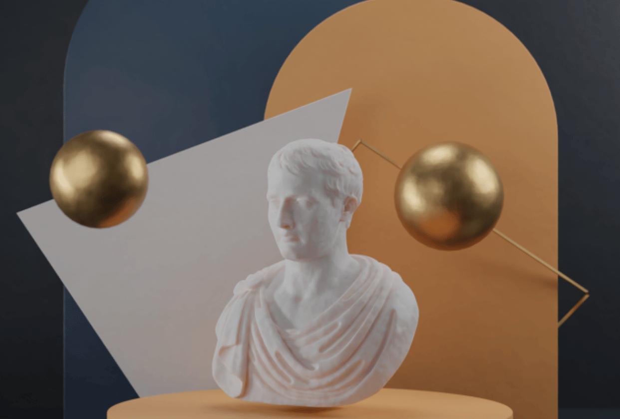 Retro Napoleon - student project