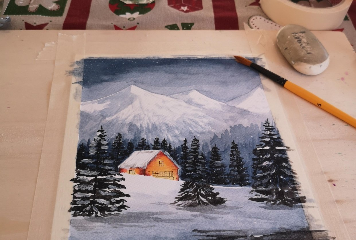 Notte di Natale - student project