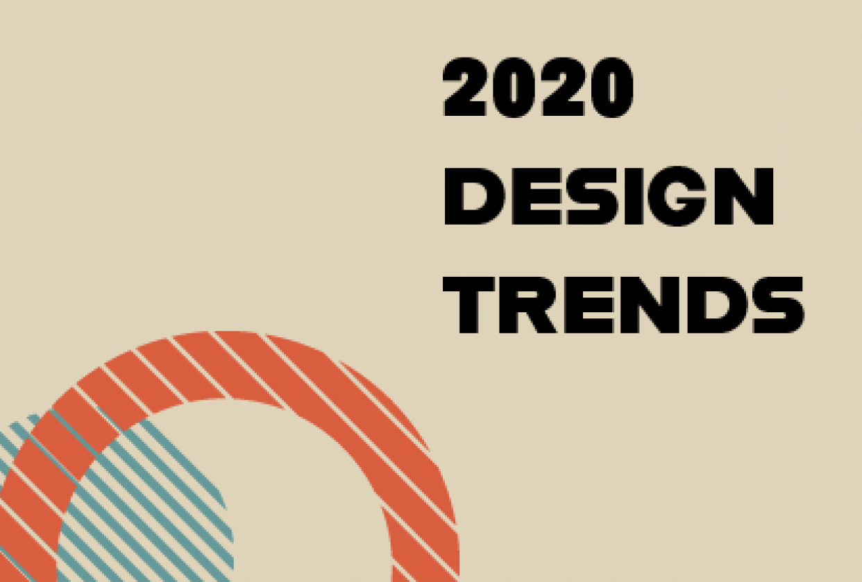 2020 Design Trends - student project