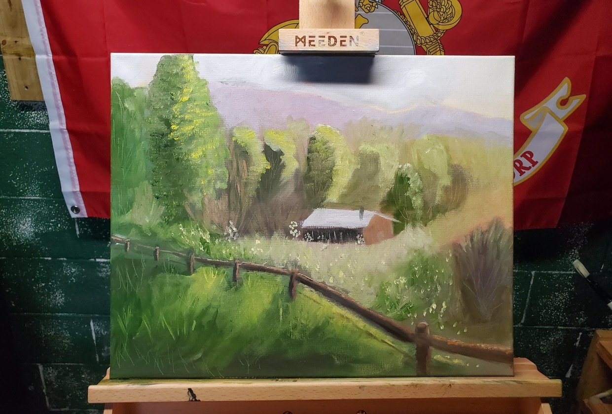Farmhouse - student project