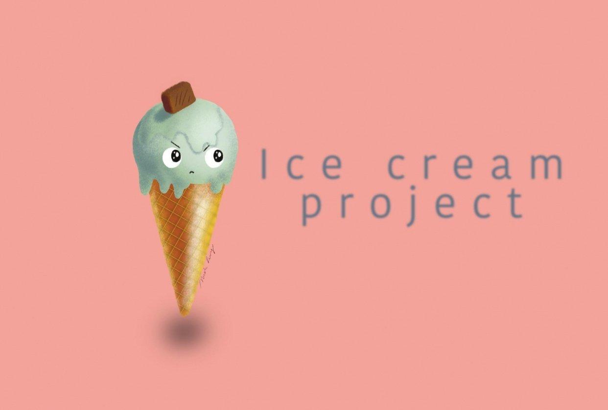 Angry matcha - student project