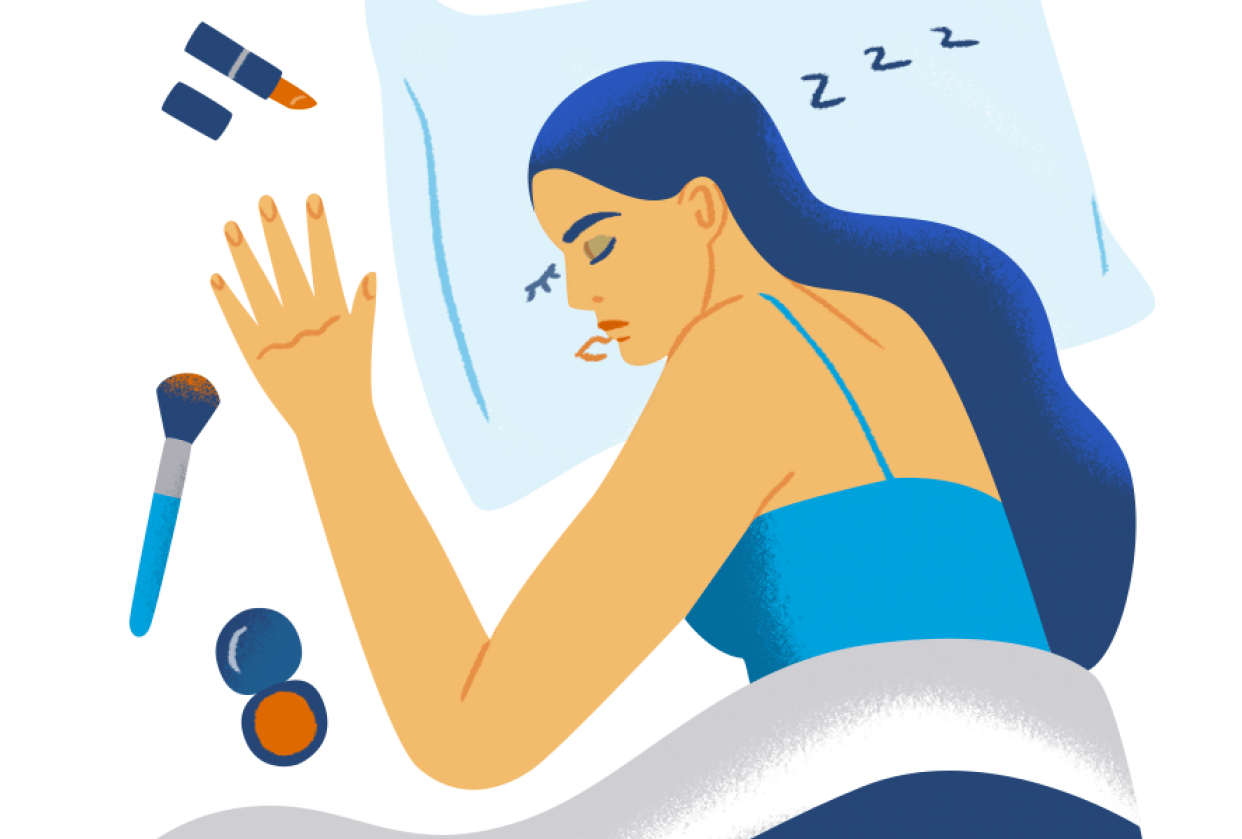 Skincare Mistakes to Avoid - student project