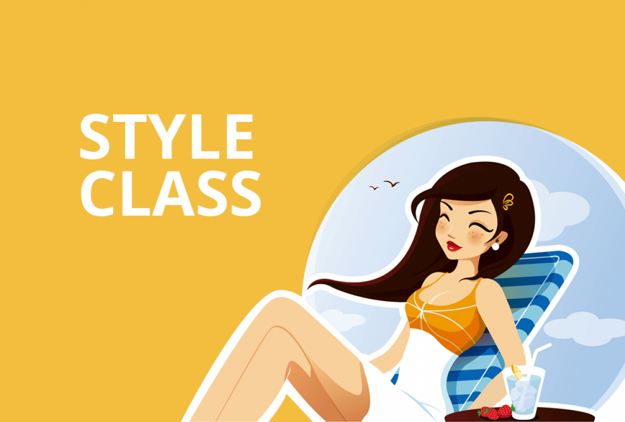 Style Class - student project