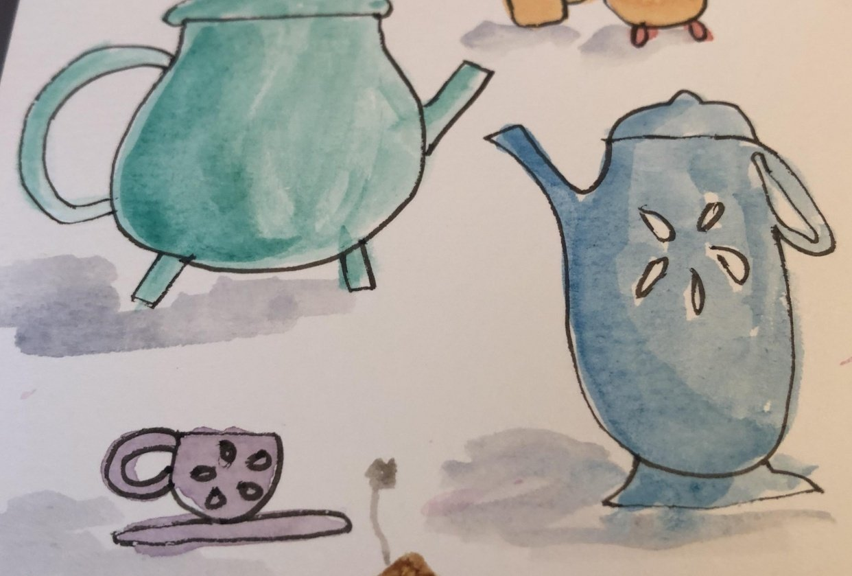 teapots - student project
