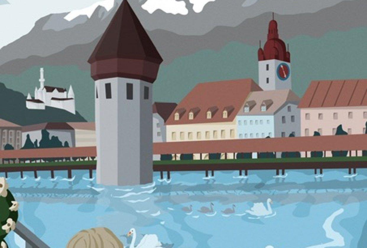 Luzern - student project