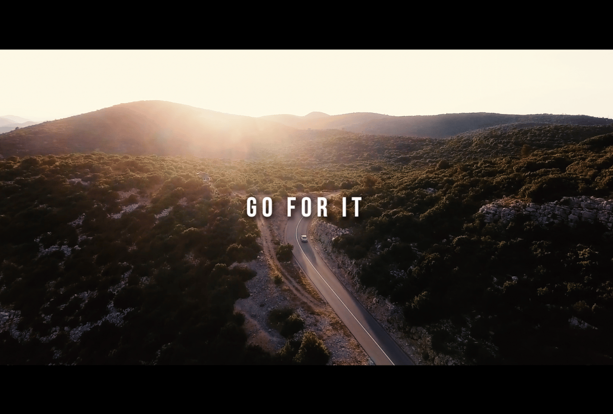 Motivational Video Project - student project