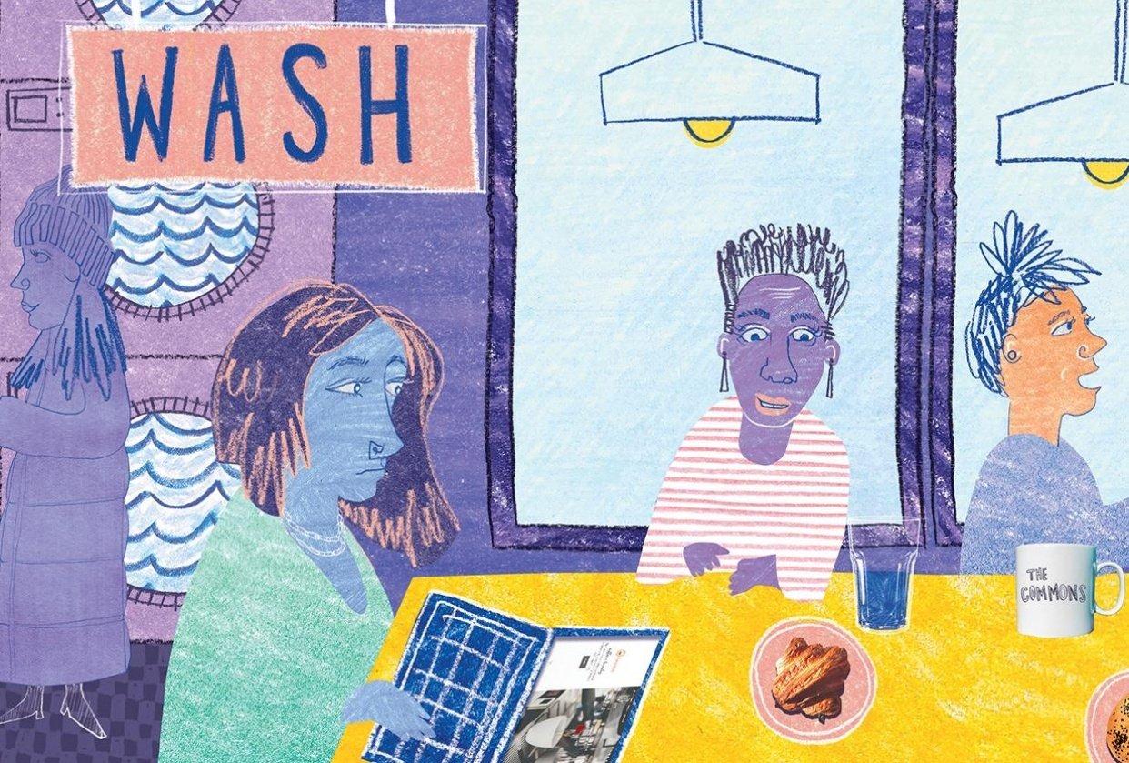 Pilot Illustrations - student project