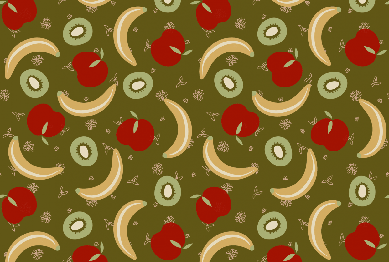 Fruity fruits - student project