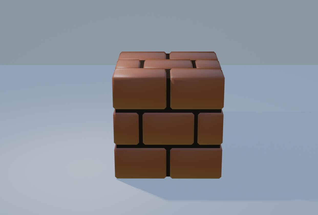 super mario brick - student project