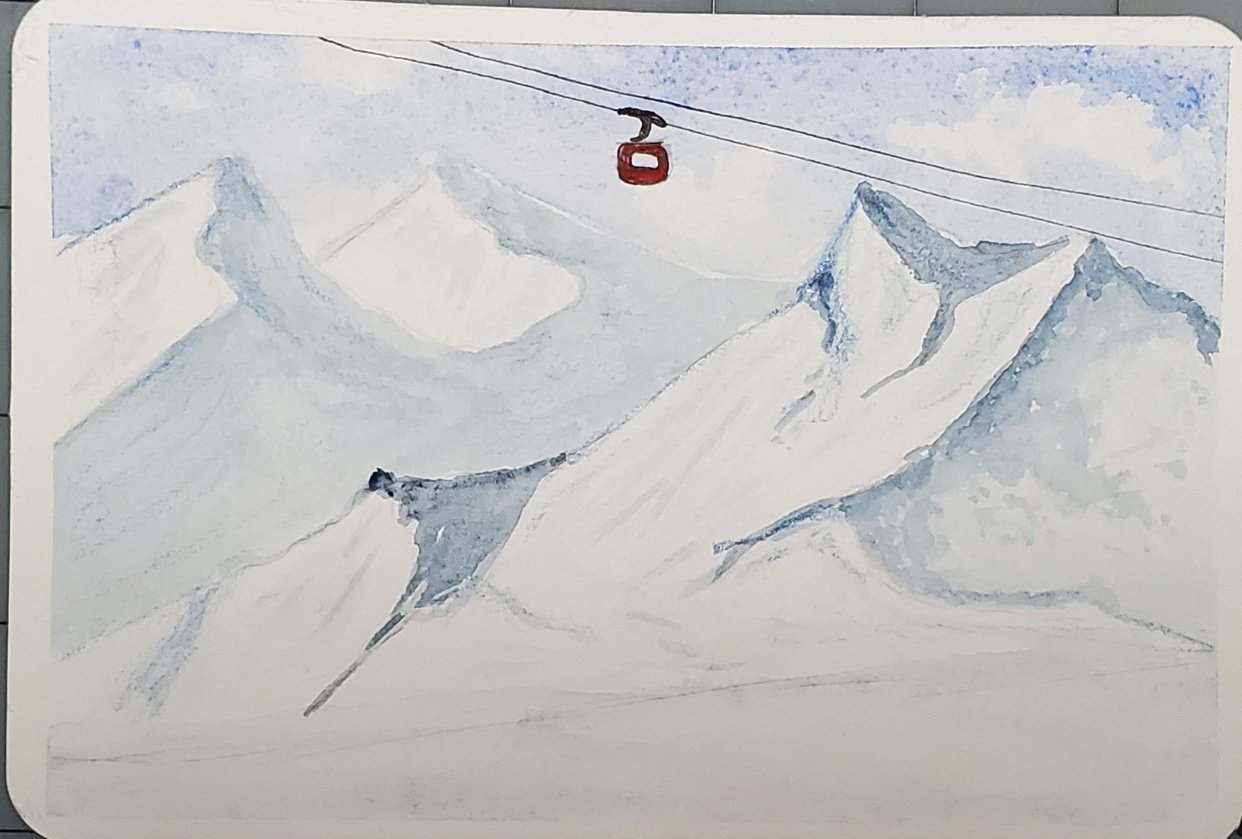 Let it snow! - student project