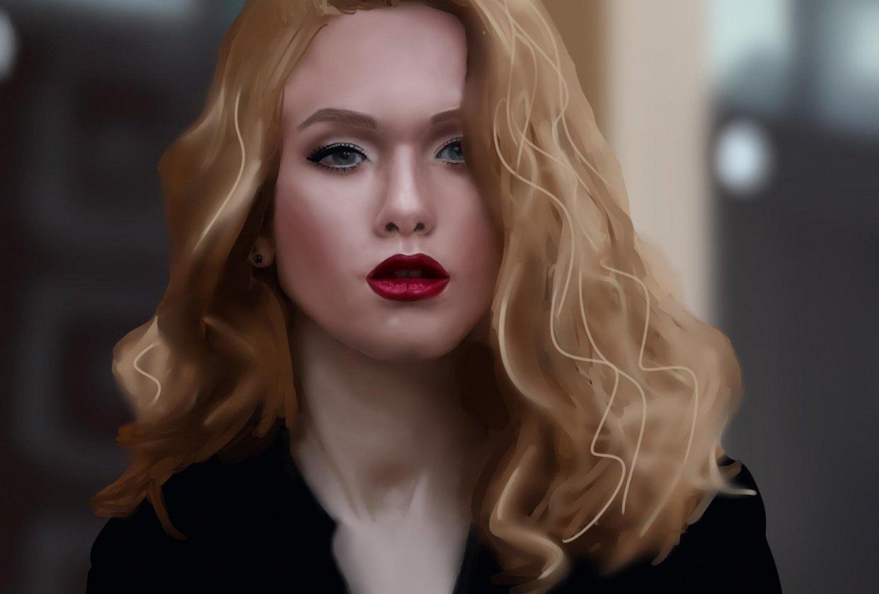 My Portrait - student project