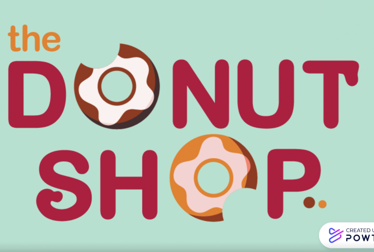 Donut Movie - student project