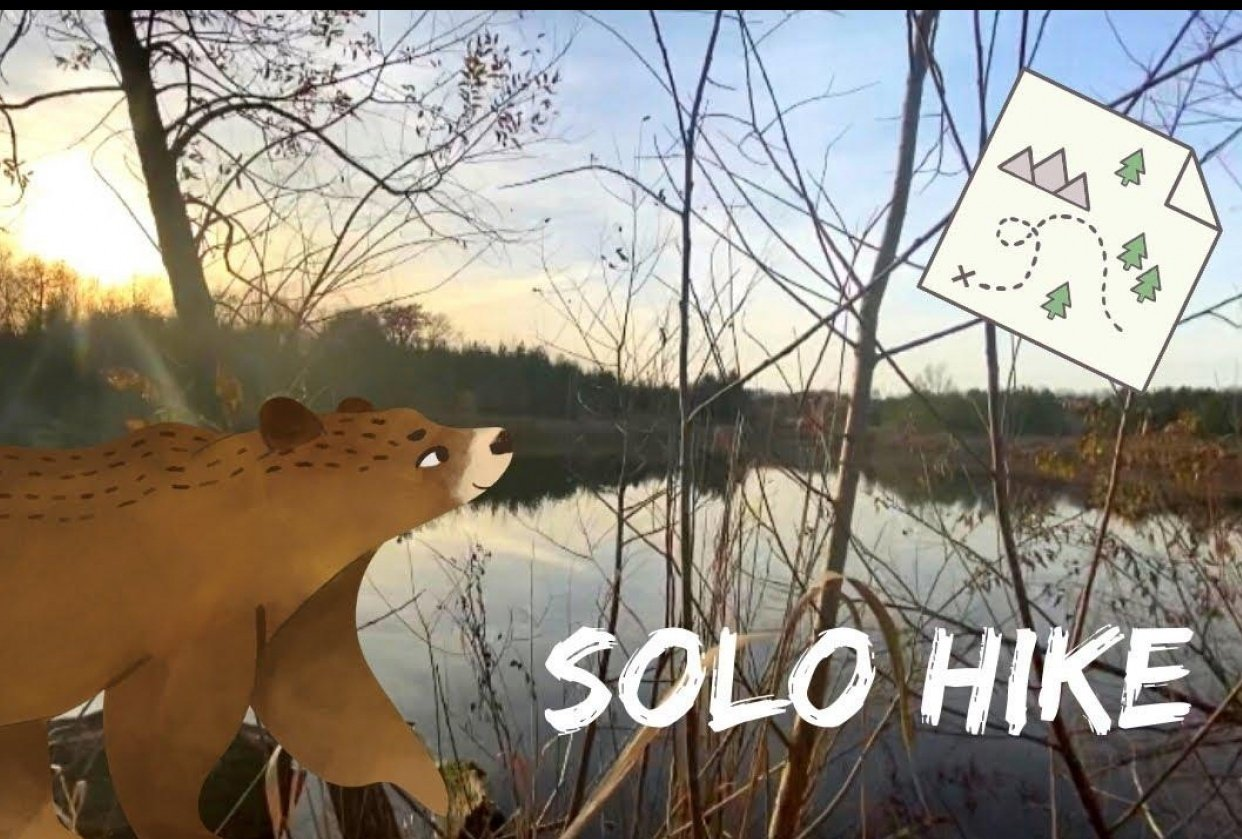 Solo Hike Adventure - student project