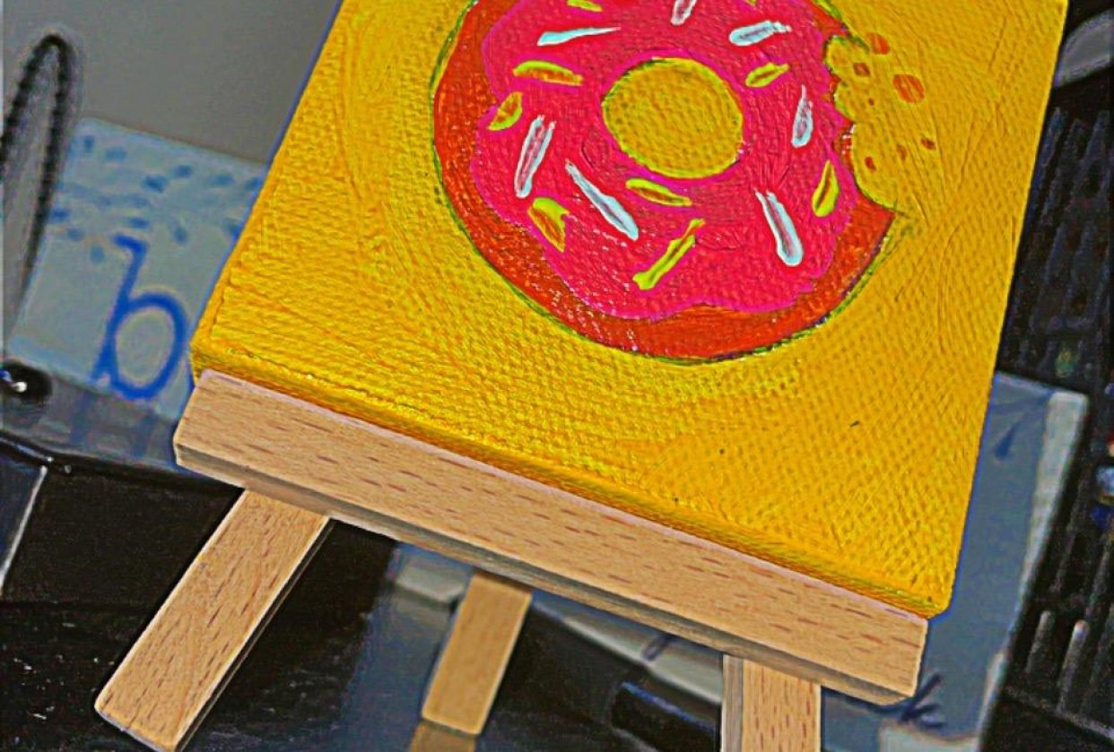 Donut! - student project