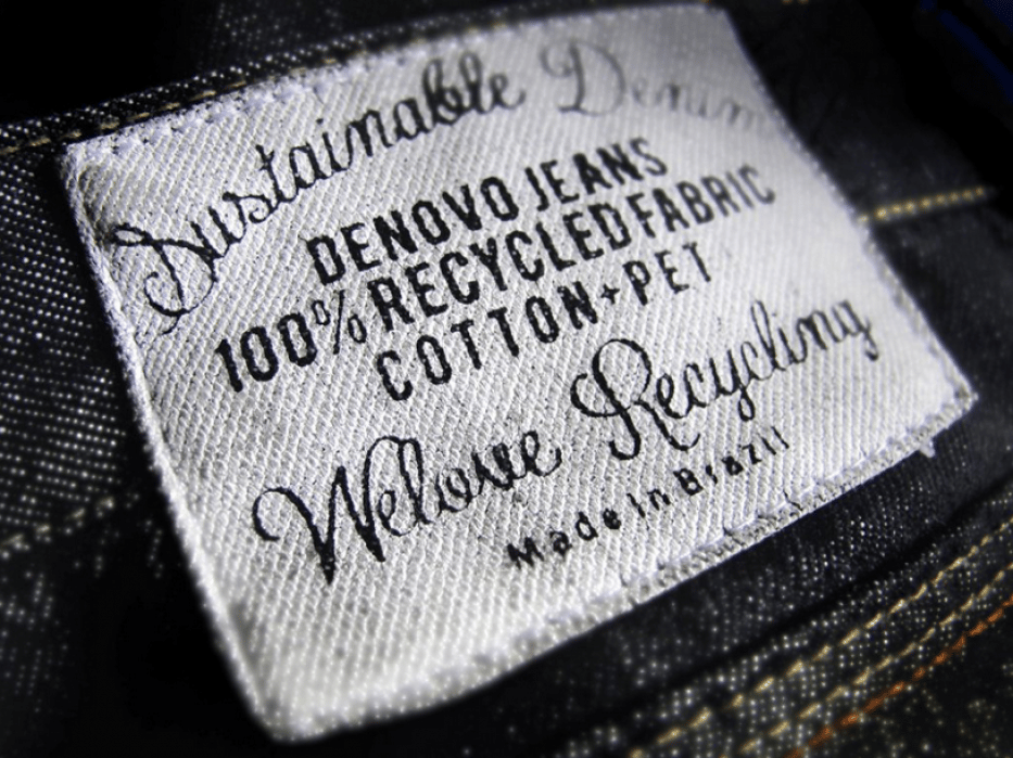 Sustainable Brazilian Jeans - student project