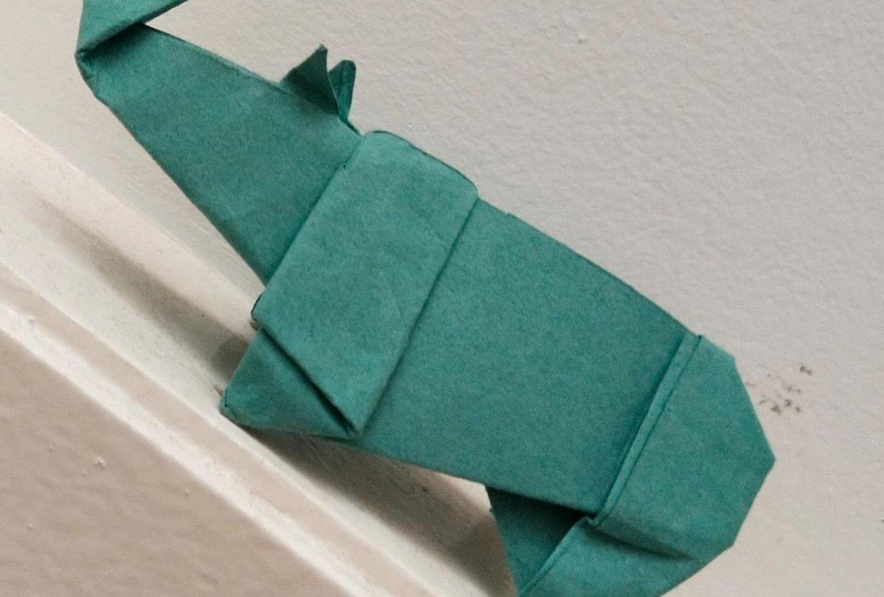 My rhino!! - student project