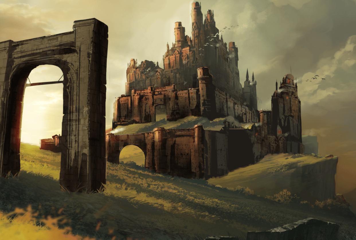 castle - student project