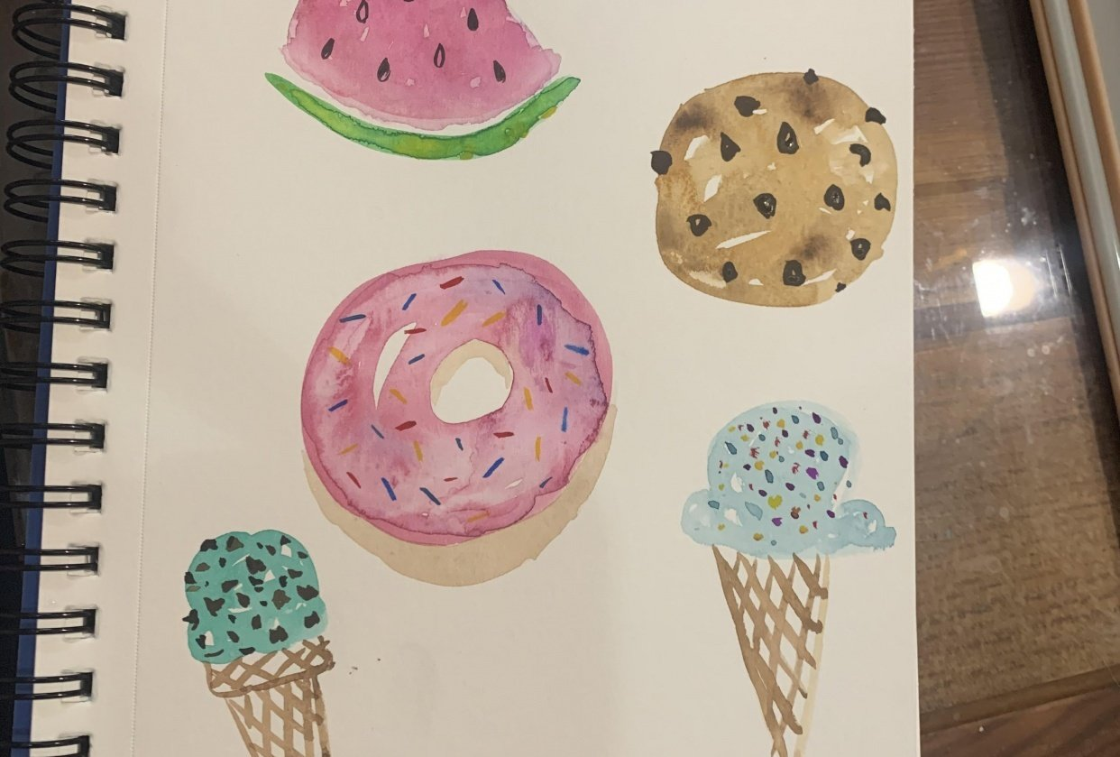 Sweets - student project