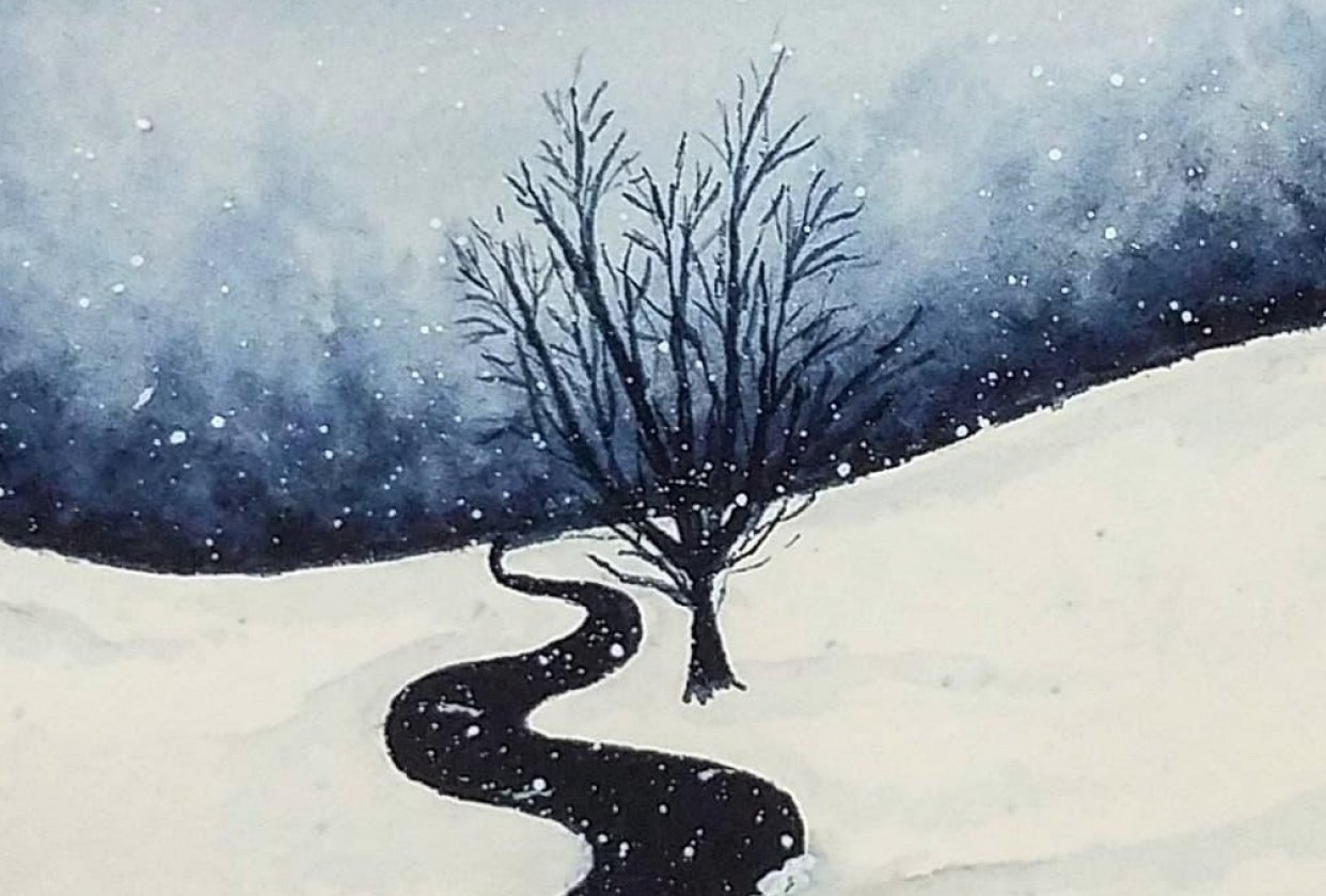 Let it snow - student project