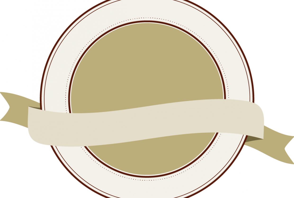 Illustrator badge & banner - student project