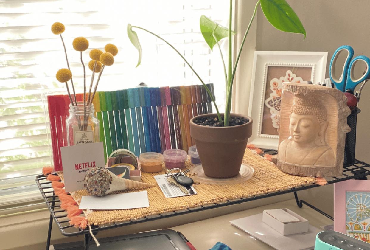 My Art Studio - student project